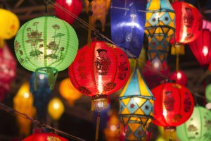 © Toa555 | Dreamstime.com - Asian Lanterns Photo